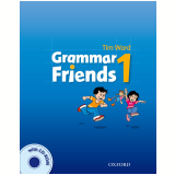 Grammar Friends 1 Student Book With Cdrom Cd Included - Tim Ward