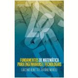 Fundamentos de Matemática para Engenharias e Tecnologias - AfrÂnio Murolo, GiÁcomo Bonetto