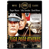 Fuga Para Athenas (DVD) - DAVID NIVEN, Claudia Cardinale