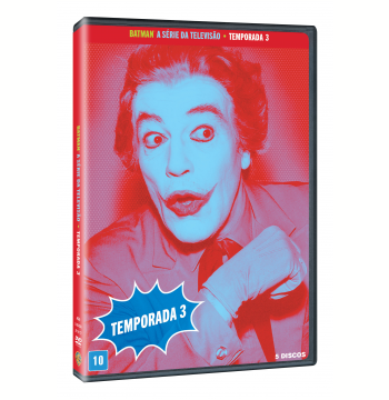 Box - Batman - A Série Completa da Televisão (DVD)