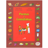 Poemas e Comidinhas - Roseana Murray, Andr� Murray