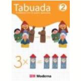 Tabuada Atividades com as Quatro Operações Novo 3º Ano - Editora Moderna