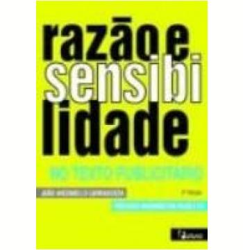 Razão e Sensibilidade no Texto Publicitário