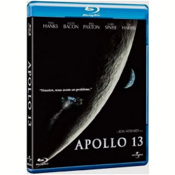 Blu - Ray - Apollo 13 - Tom Hanks, Ed Harris, Gary Sinise - 7892141105293