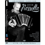 Live In Montreal (DVD) - Astor Piazzolla