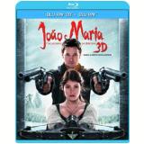 João E Maria: Caçadores De Bruxas - 3D (Blu-Ray) - Vários (veja lista completa)