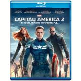 Capitão América 2 (Blu-Ray) - Samuel L. Jackson, Robert Redford, Chris Evans