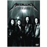 Metallica - Live In San Diego (DVD) - Metallica