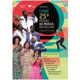 25� Pr�mio da M�sica Brasileira - Homenagem ao Samba (DVD) - V�rios