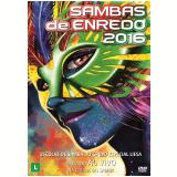 Sambas de Enredo 2016 - Grupo Especial RJ (DVD) - Vários