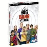 Big Bang: A Teoria - 9� Temporada (DVD) - Johnny Galecki, Jim Parsons, Simon Helberg