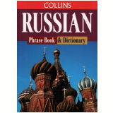 Russian Phrase Book And Dictionary -