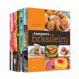 Box - Tempero Brasileiro - Bilíngue (5 Vols.) - Editora Lafonte