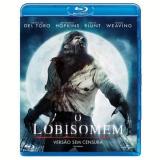 O Lobisomem  (Blu-Ray) - Anthony Hopkins, Hugo Weaving, Benicio Del Toro