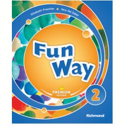 Fun Way 2 - Premium Edition - Ensino Fundamental I - 2� Ano