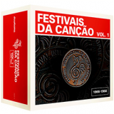 Box V�rios - Festival Internacional Da Can��o - Vol. 1 (7 Discos) (CD) - Diversos