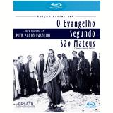 O Evangelho Segundo São Mateus (Blu-Ray) - Pier Paolo Pasolini  (Diretor)