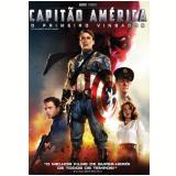 Capitão América - O Primeiro Vingador (DVD) - Tommy Lee Jones, Samuel L. Jackson, Hugo Weaving