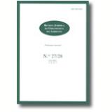 Revista Jurídica Do Urbanismo E Do Ambiente - N.ºs 27/28 - Jan. / Dez. 2007 - Vários