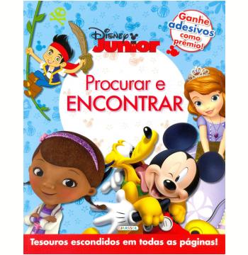 Disney Procurar e Encontrar