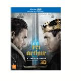 Rei Arthur - A Lenda Da Espada (Blu-Ray 3D) + (Blu-Ray) - Jude Law, Eric Bana, Djimon Hounsou