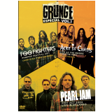 Foo Fighters, Alice In Chains e Pearl Jam (Vol. 1) (DVD) - Foo Fighters, Alice In Chains E Pearl Jam