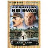 A Ponte do Rio Kwai (DVD Duplo) (DVD) - David Lean  (Diretor)