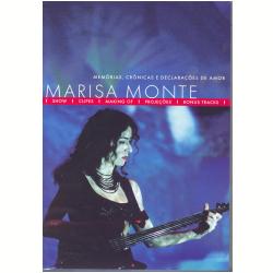 DVD - Marisa Monte - Memórias Crônicas e Declarações de Amor - Marisa Monte - 724349264397