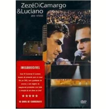 Zezé Di Camargo e Luciano - Ao Vivo (DVD)