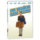 Um Negócio Nada Seguro (DVD) - John C. Reilly, Anne Heche, Ed Helms