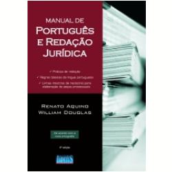 Manual de Portugu�s e Reda��o Jur�dica