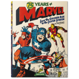 75 Years of Marvel Comics  - Roy Thomas, Josh Baker