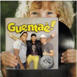 CDs - Guentaê ! - Forró Pop Brasileiro - Guentaê ! - 7899340744391