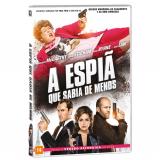 A Espiã Que Sabia De Menos (DVD) - Jude Law, Allison Janney, Melissa McCarthy