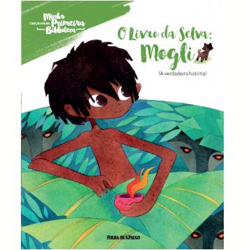 O Livro da Selva: Mogli (A verdadeira história) (Vol. 8)