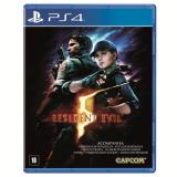 Resident Evil 5 (PS4) -