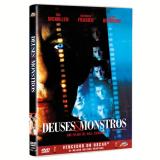Deuses e Monstros (DVD) - Brendan Fraser, Ian Mckellen, Lynn Redgrave