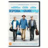 Despedida Em Grande Estilo (DVD) - Alan Arkin, Morgan Freeman, Michael Caine