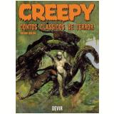 Creepy - Contos Clássicos de Terror (Vol. 4) - Archie Goodwin