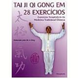Tai Ji Qi Gong em 28 Exerc�cios - Li Ding