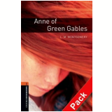 Anne Of Green Gables Cd Pack Level 2 - Third Edition -