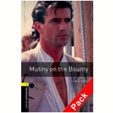 Mutiny On The Bounty Cd Included Level 1 - Third Edition - Tim Vicary