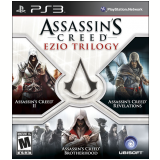 Assassins Creed: Ezio Trilogy (PS3) -