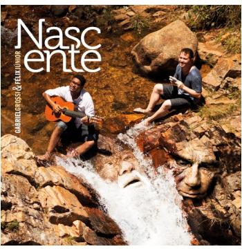 Gabriel Grossi E Felix Júnior - Nascente (CD)