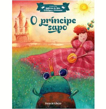 O príncipe sapo (Vol. 08)