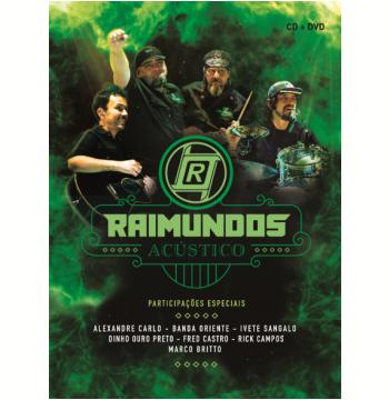 Raimundos - Acústico (CD) +  (DVD)