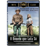 O Homem Que Luta Só (DVD) - James Coburn, Pernell Roberts
