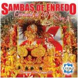 Sambas de Enredo - Carnaval  2014 - Série A (CD) - Varios Interpretes