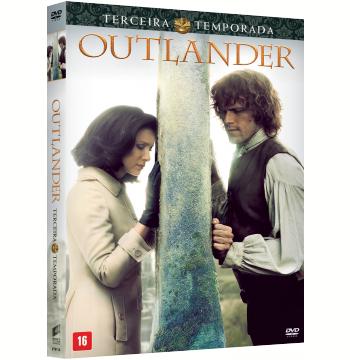 Outlander - 3ª Temporada (DVD)