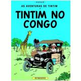 Tintim no Congo - Hergé